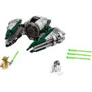 LEGO Yoda's Jedi Starfighter 75168