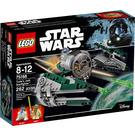 LEGO Yoda's Jedi Starfighter Set 75168 Packaging