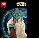LEGO Yoda Set 7194 Instructions