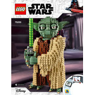 LEGO Yoda Set 75255 Instructions
