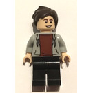 LEGO Zach Mitchell Minifigure