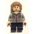 LEGO Zach Mitchell Minifigure