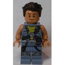 LEGO Zander Minifigure