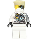 LEGO Zane - Battle Scarred Minifigure