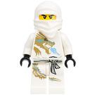 LEGO Zane DX with Dragon Print Minifigure