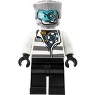 LEGO Zane in prison outfit Minifigure