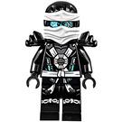 LEGO Zane - round emblem torso Minifigure