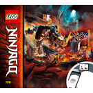 LEGO Zane's Mino Creature Set 71719 Instructions