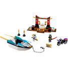 LEGO Zane's Ninja Boat Pursuit Set 10755