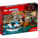LEGO Zane's Ninja Boat Pursuit Set 10755 Packaging