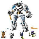 LEGO Zane's Titan Mech Battle Set 71738