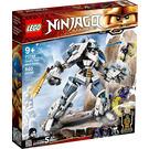 LEGO Zane's Titan Mech Battle Set 71738 Packaging