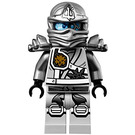 LEGO Zane - Titanium Ninja Minifigure