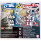 LEGO Zane vs. Wyplash Set 112114