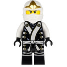 LEGO Zane with Black Kimono Minifigure