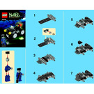 LEGO Zombie Car Set 40076 Instructions