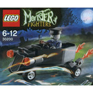 LEGO Zombie chauffeur coffin car Set 30200