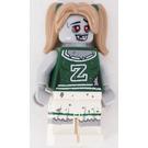 LEGO Zombie Cheerleader Minifigure