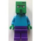 LEGO Zombie Villager Minifigure