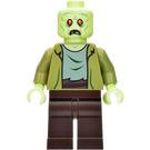 LEGO Zombie Zeke Minifigure