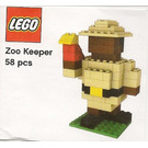 LEGO Zoo Keeper Set PAB6