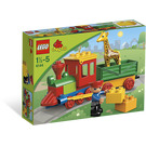 LEGO Zoo Train Set 6144 Packaging