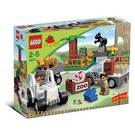 LEGO Zoo Vehicles Set 4971 Packaging