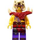 LEGO Zugu Minifigure