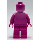 Monochrome Dark Pink