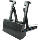 The Daily Brick Lego iPad Dock for Retina or Mini (Black)