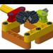FLL Workshop Power Transmission Module - Bevel Gear 1:1 Turn