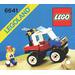 LEGO 4-Wheelin' Truck Set 6641