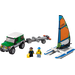 LEGO 4x4 with Catamaran Set 60149