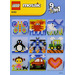 LEGO A World of Mosaic Set 6163