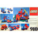 LEGO Advanced Basic Set, 6+ Set 910