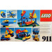 LEGO Advanced Basic Set, 6+ Set 911