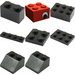 LEGO Advent Calendar Set 1076-1 Subset Day 11 - Dog