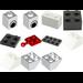 LEGO Advent Calendar Set 1076-1 Subset Day 2 - Snowman