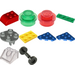 LEGO Advent Calendar Set 1076-1 Subset Day 7 - Plane