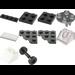 LEGO Advent Calendar Set 1298-1 Subset Day 24 - Airplane