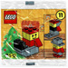 LEGO Advent Calendar Set 2250-1 Subset Day 11 - Elf