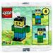 LEGO Advent Calendar Set 2250-1 Subset Day 4 - Boy