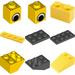LEGO Advent Calendar Set 4124-1 Subset Day 17 - Whale