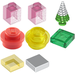 LEGO Advent Calendar Set 7600-1 Subset Day 24 - Christmas Tree and Presents