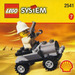 LEGO Adventurers Car Set 2541