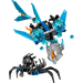 LEGO Akida - Creature of Water Set 71302