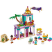 LEGO Aladdin's and Jasmine's Palace Adventures Set 41161