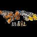 LEGO Anakin Skywalker and Sebulba's Podracers Set 7962