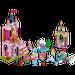 LEGO Ariel, Aurora, and Tiana's Royal Celebration Set 41162