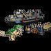 LEGO Baryonyx Dinosaur Boat Escape Set 76942